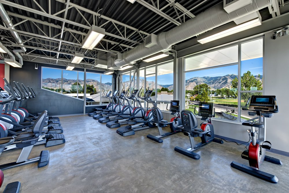 Logan Gym and Fitness Training | Kubex Fitness in Logan, Utah