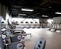 cardio room in gym ogden utah