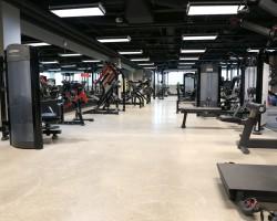 weight room in gym in ogden utah