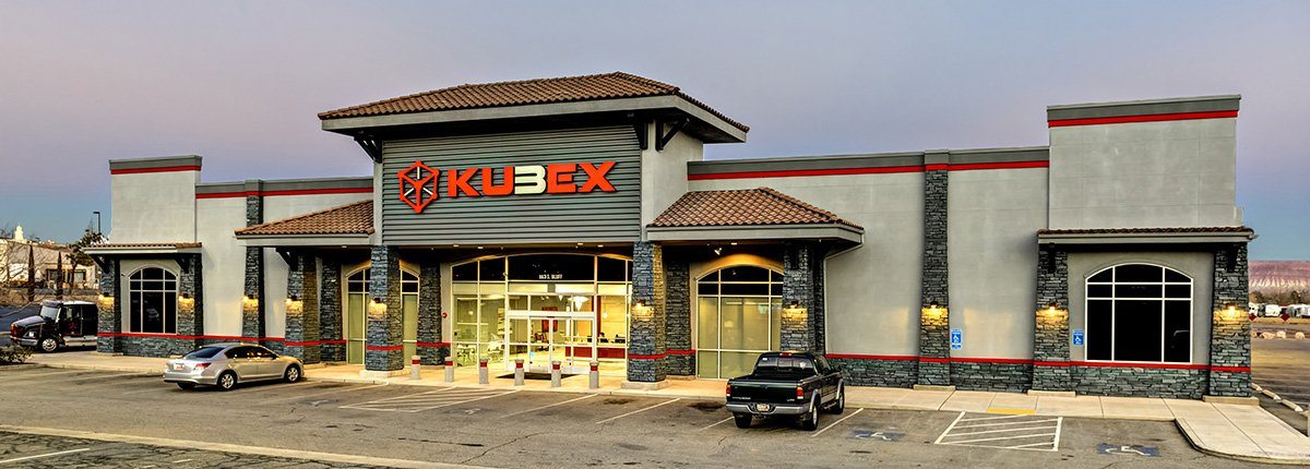 The Kubex St George gym location.