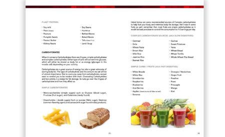 nutrition guidebook