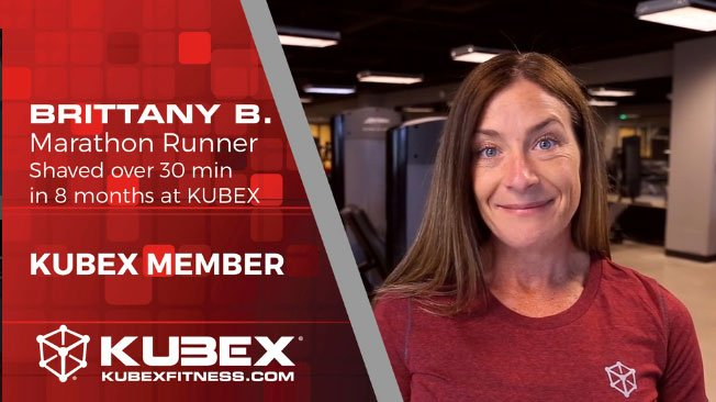 Cross-training with Kubex Gym