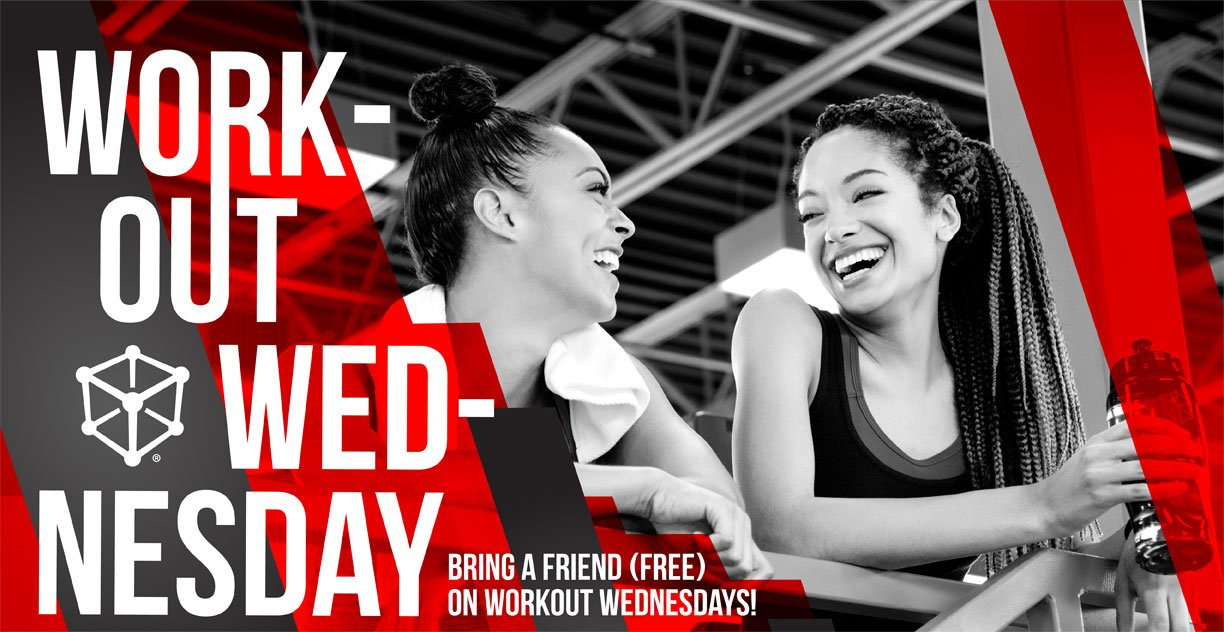 Workout Wednesday at Kubex Fitness