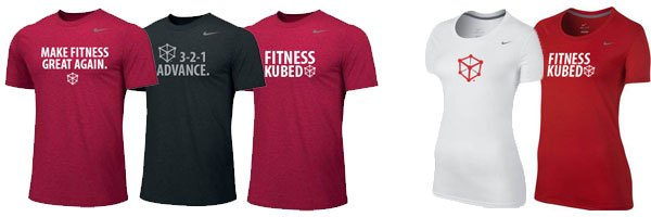 Give and Get<br>Kubex Gear this year!